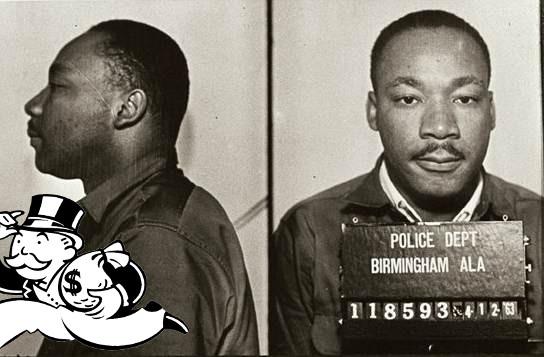 MLK: anti-capitalist activist