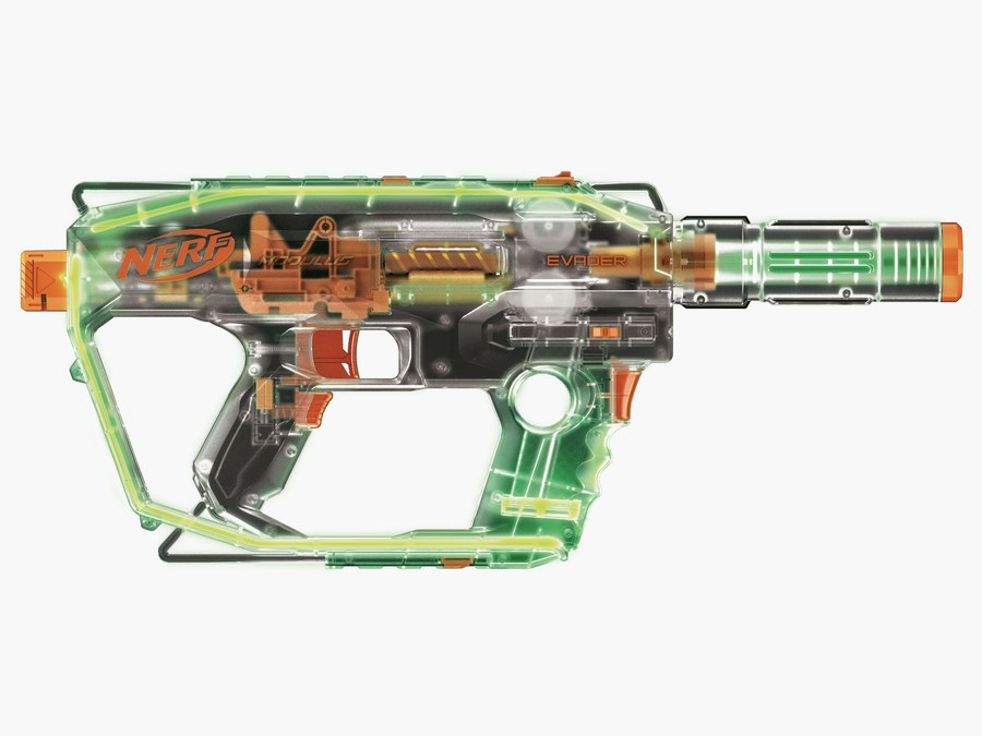 Nerf has unveiled six new blasters that will ship in fall of 2018, with  some pretty amazing features, as detailed in Josie Colt's Wired roundup:  the ...