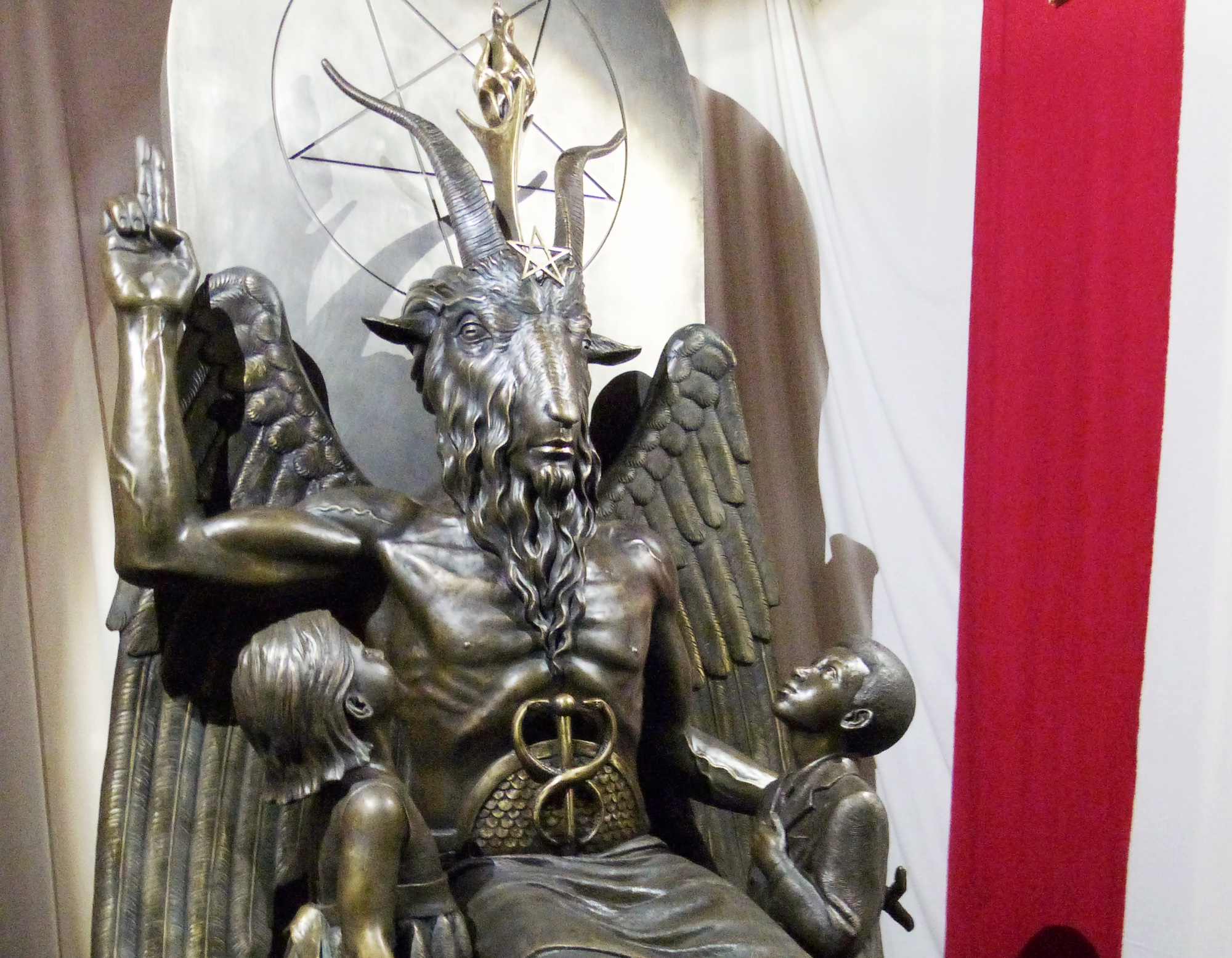 Satanic temple challenges abortion law in Missouri