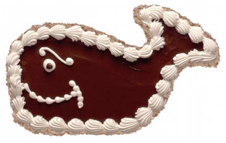 Eric Trump Celebrates Birthday With A Carvel Fudgie The Whale Cake