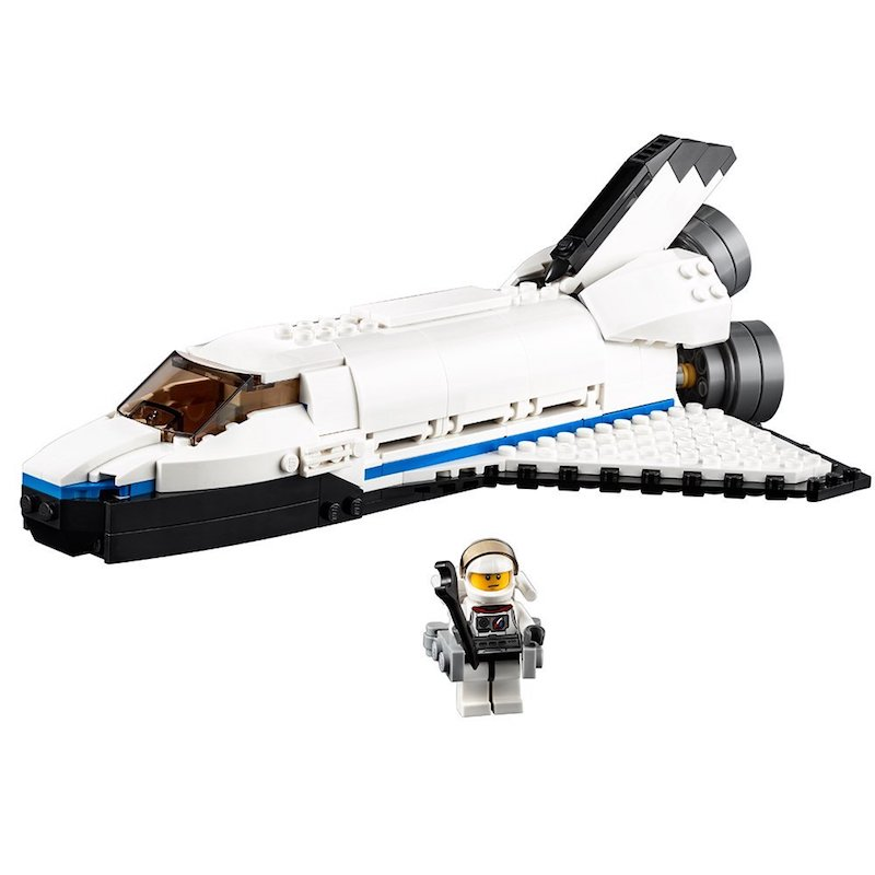 lego space shuttle bauplan - photo #29
