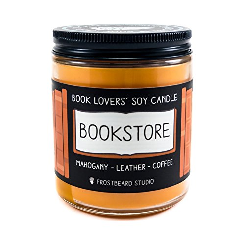 Candles for book lovers