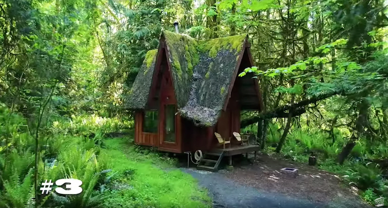 Whirlwind video tour of five fabulous tiny houses