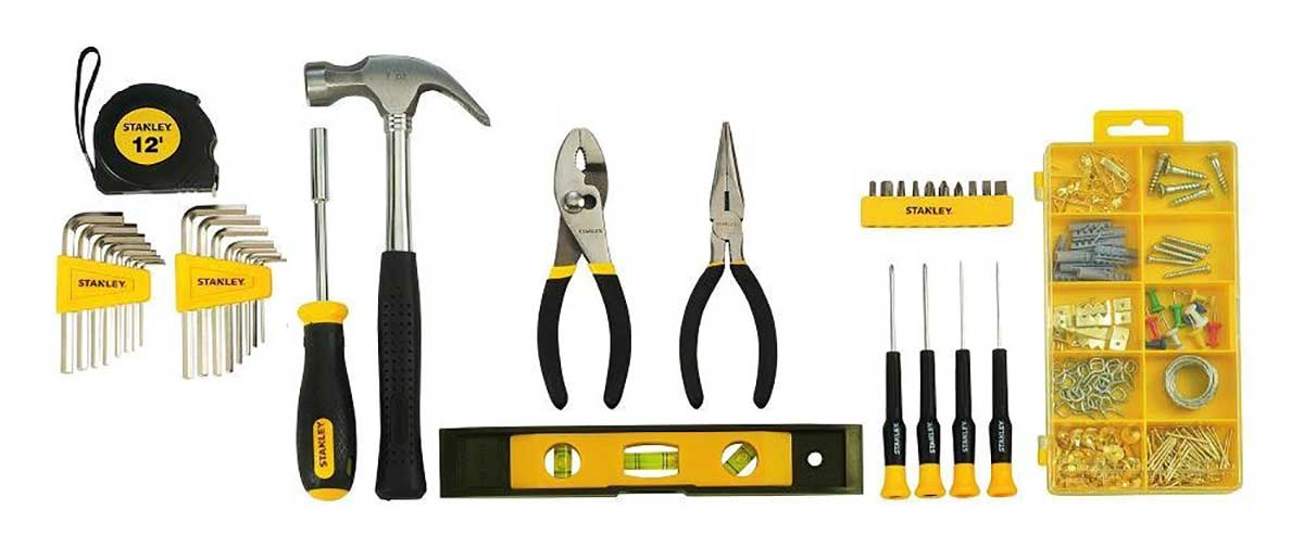 Good deal on a basic Stanley Toolkit - $11