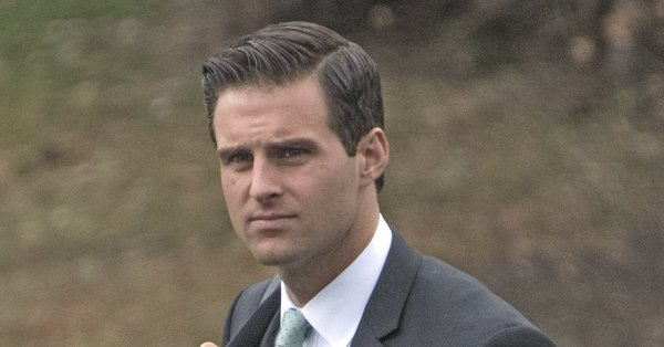 Trump 'body man' John McEntee abruptly fired, escorted from White House for 'security reasons'