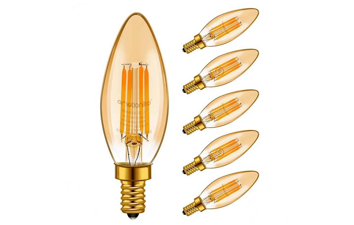 candelabra bulb chandelier bulbs led s daylight