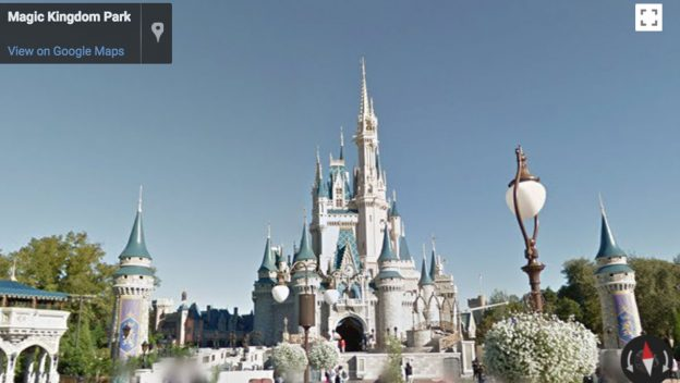 Explore disneys parks in 360 degree panoramas via google street explore disneys parks in 360 degree panoramas via google street view boing boing gumiabroncs Image collections