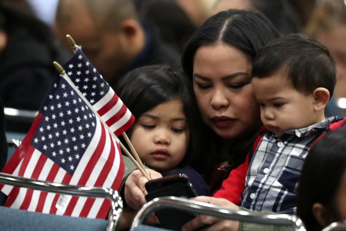 California Sues Trump Over Citizenship Census Question