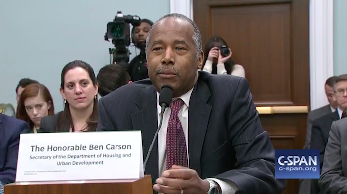Ben Carson now blaming his own wife for the $31,000 dining set
