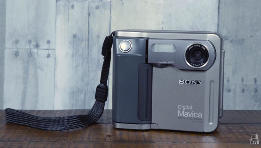 Revisiting the Mavica, Sony's 1997 floppy disk digital camera