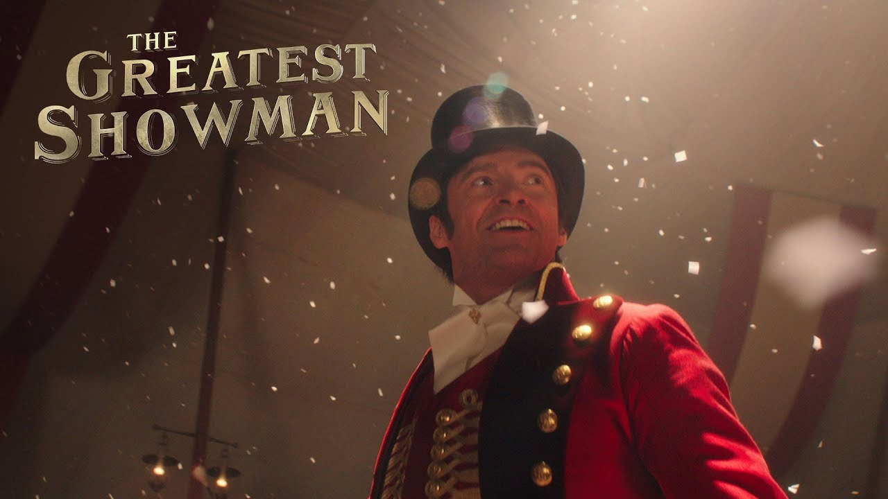 All the songs from The Greatest Showman, ranked / Boing Boing