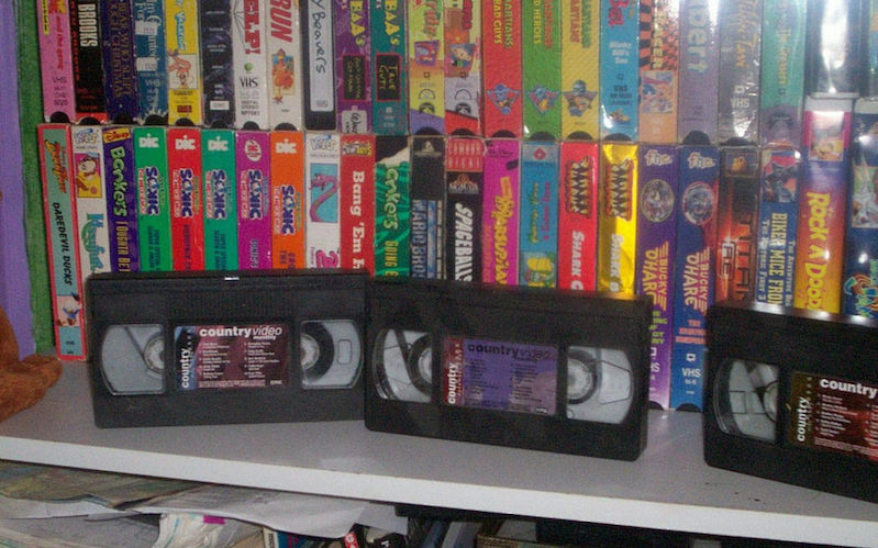 Movies Tv Vhs Kids Family Children To Read