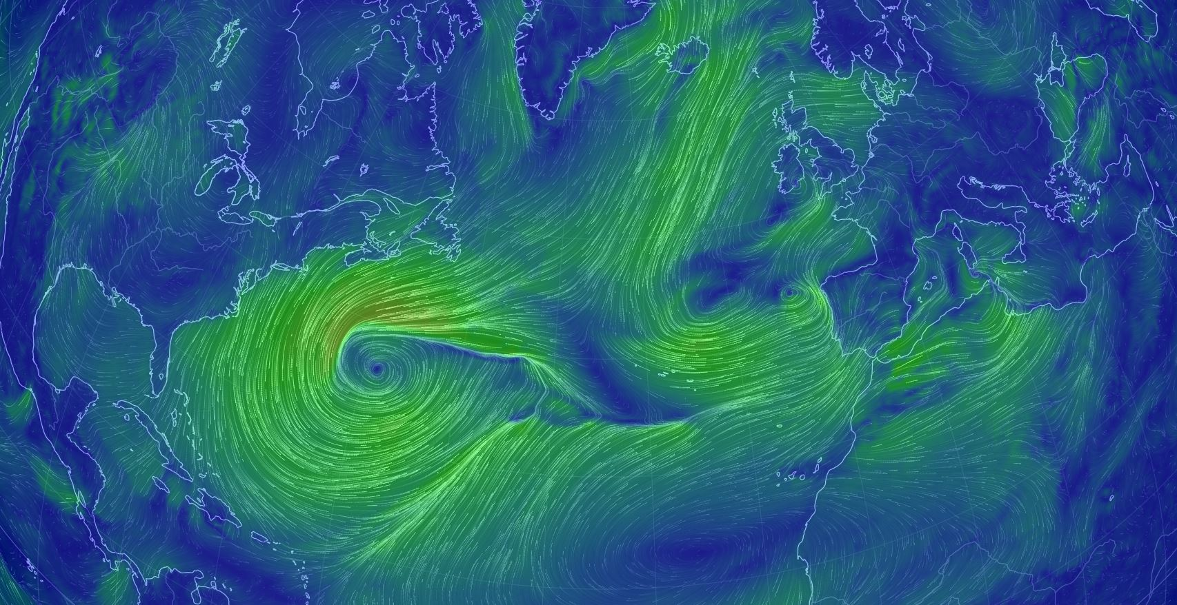 Earth Wind Map Boing Boing