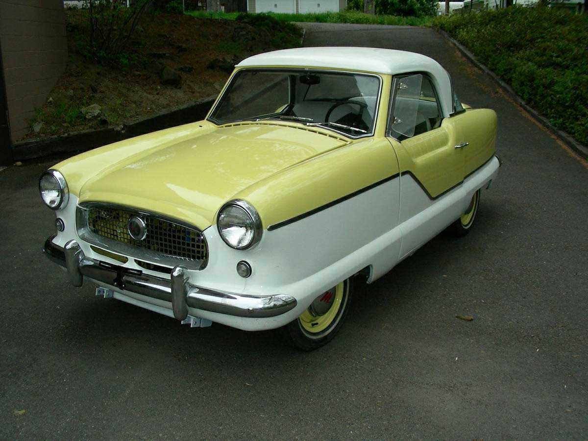 electric car motor for sale. For Sale: A 1958 Nash Metropolitan Converted To An Electric Vehicle Car Motor Sale I
