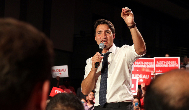 Justin Trudeau's political party wants to decriminalize ALL THE DRUGS