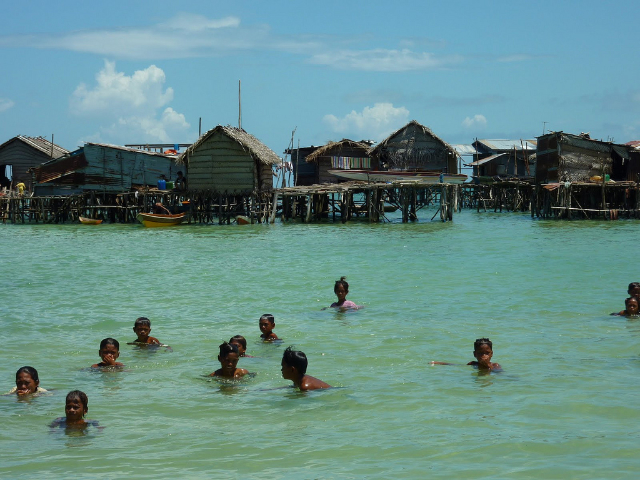 A genetic adaptation allows Indonesia's Bajau people to stay under water longer than you or me