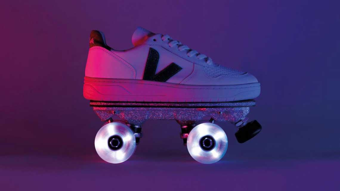 Roller Skate Sneakers >> Turn Your Shoes Into Roller Skates Boing Boing