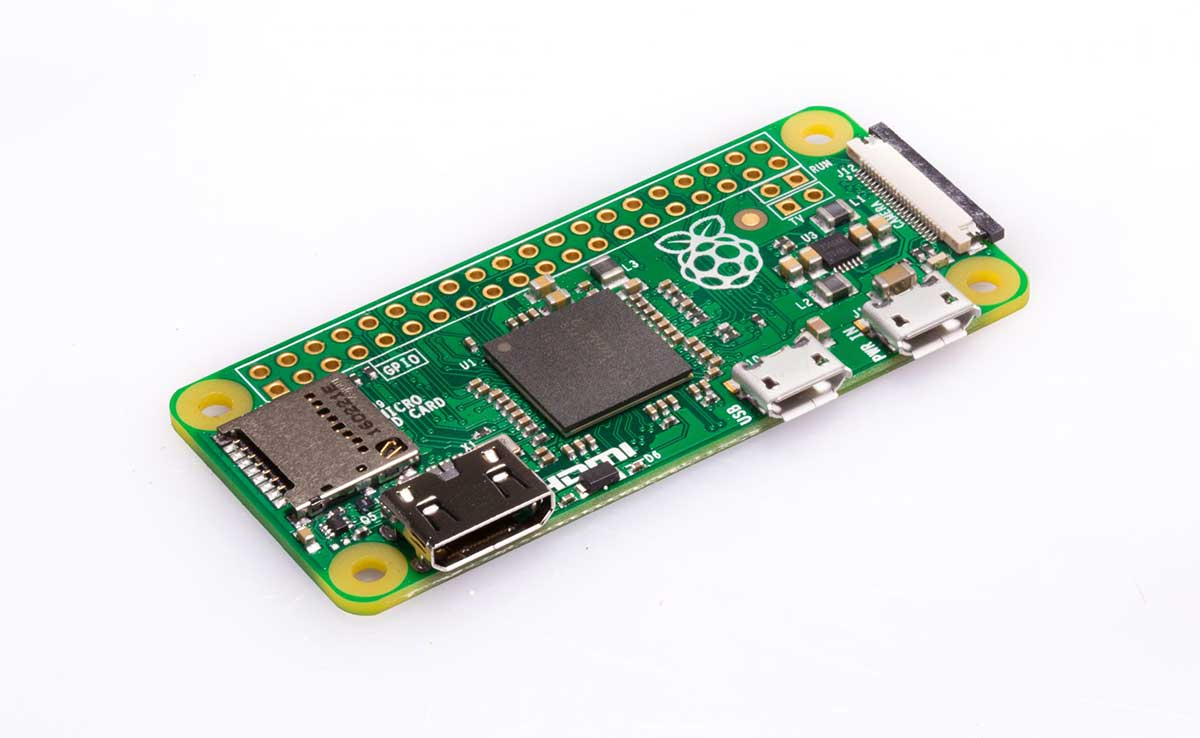 Get a tiny Raspberry Pi Zero with adapters / Boing Boing