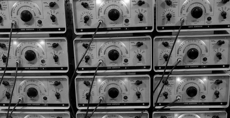 BBC sound effect archive posted online / Boing Boing