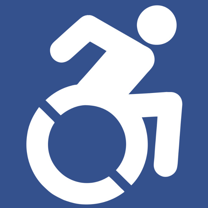 The Debate Over The Redesigned Wheelchair Symbol Boing Boing