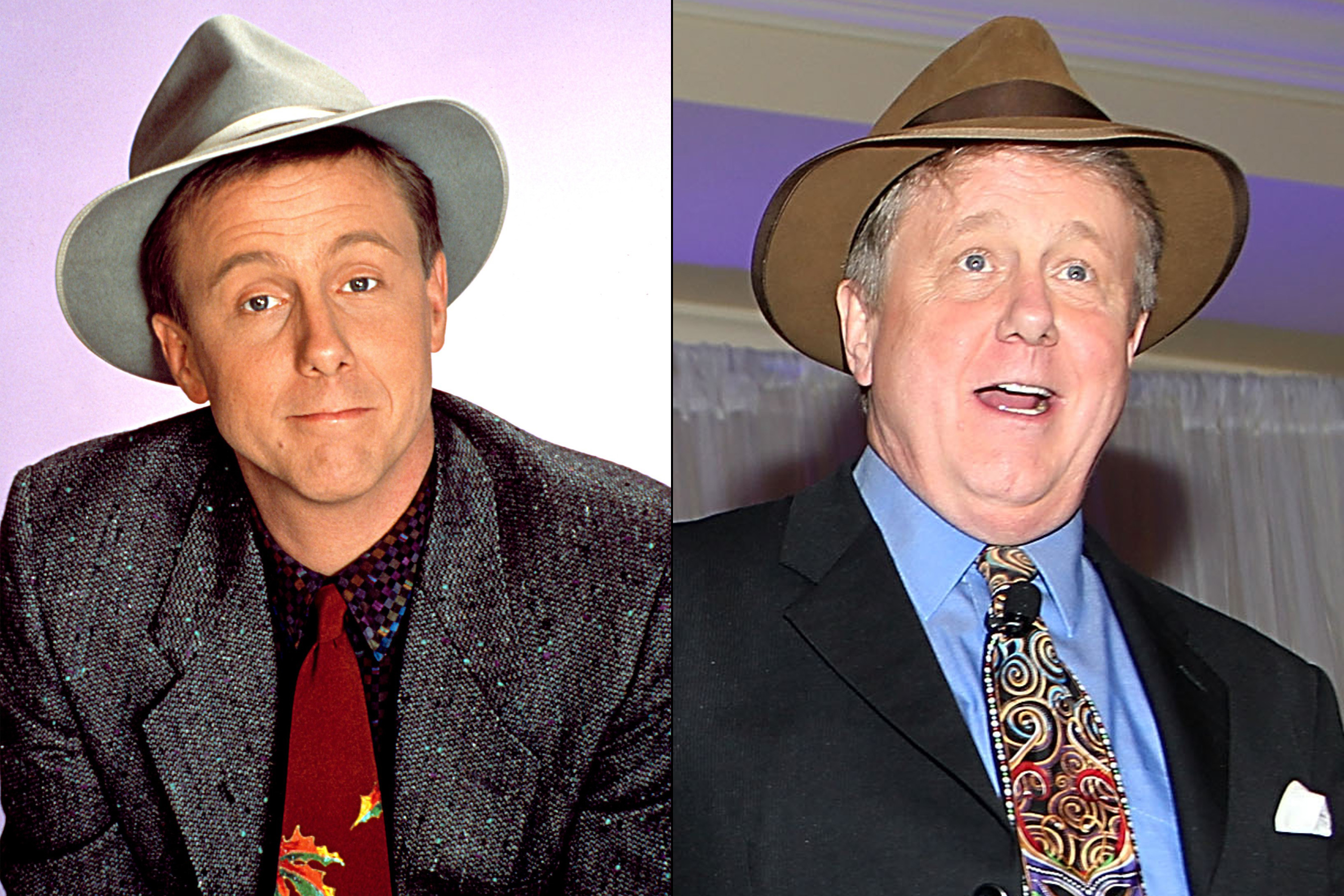 Harry Anderson Tvs Night Court Star Hasd At  In Asheville N C