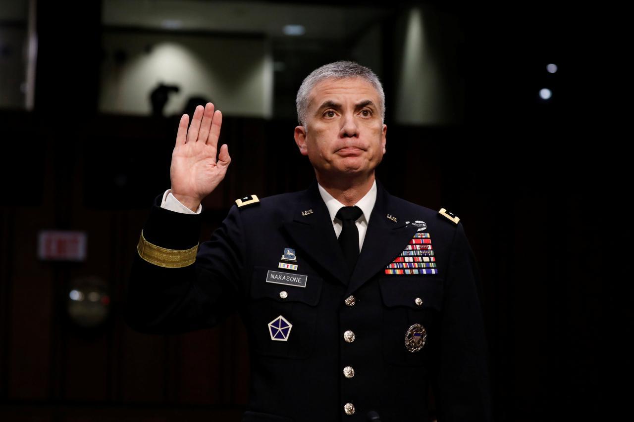 Senate confirms Paul Nakasone to head NSA and U.S. Cyber Command