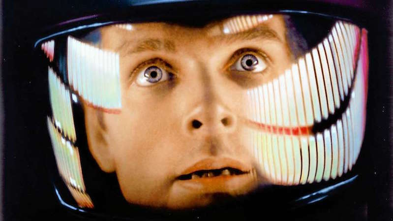 Artists Pay Tribute To 2001 A Space Odyssey At The Half