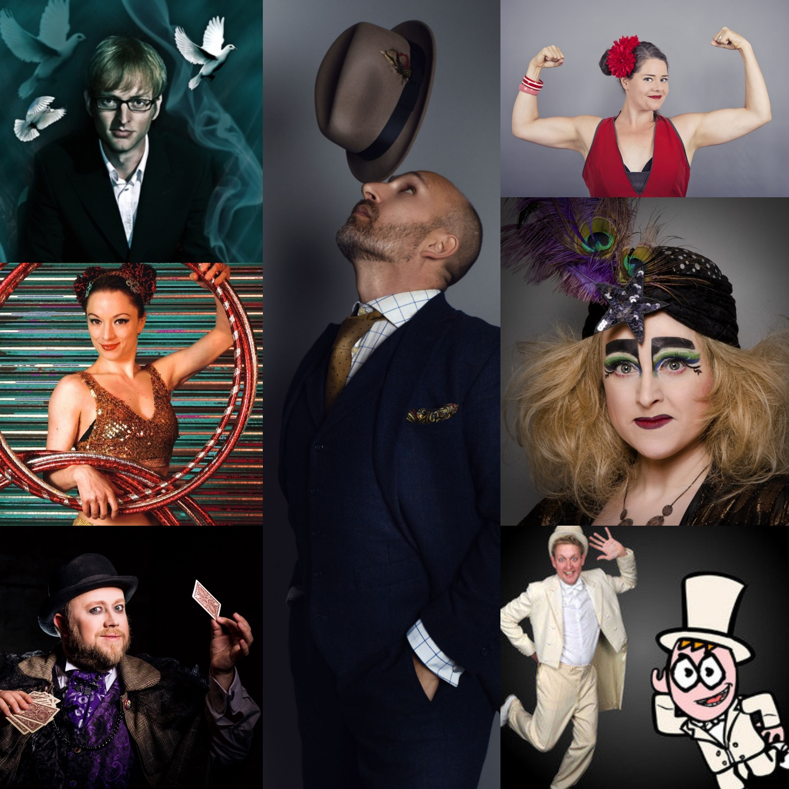 London's Variety Club for Kids: Cabaret for all ages, May 29/30