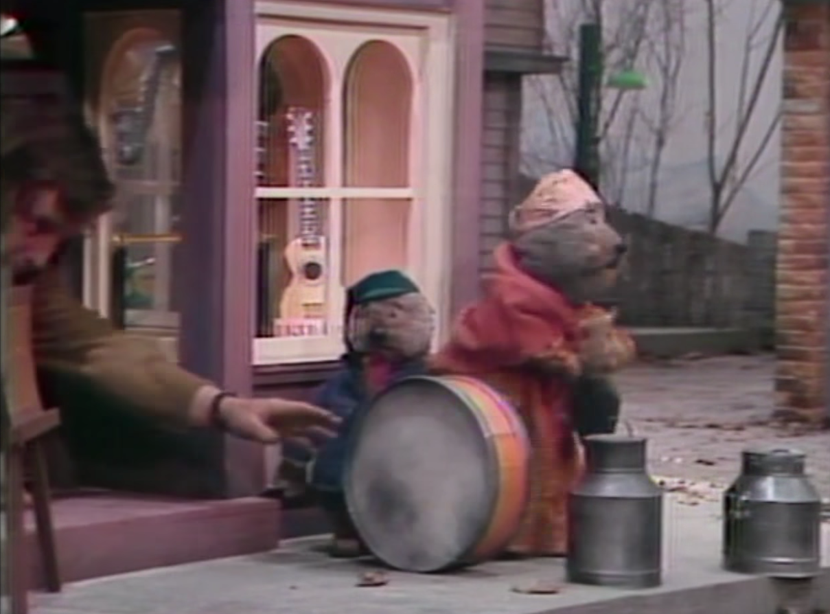 Blooper reel from Jim Henson\'s \