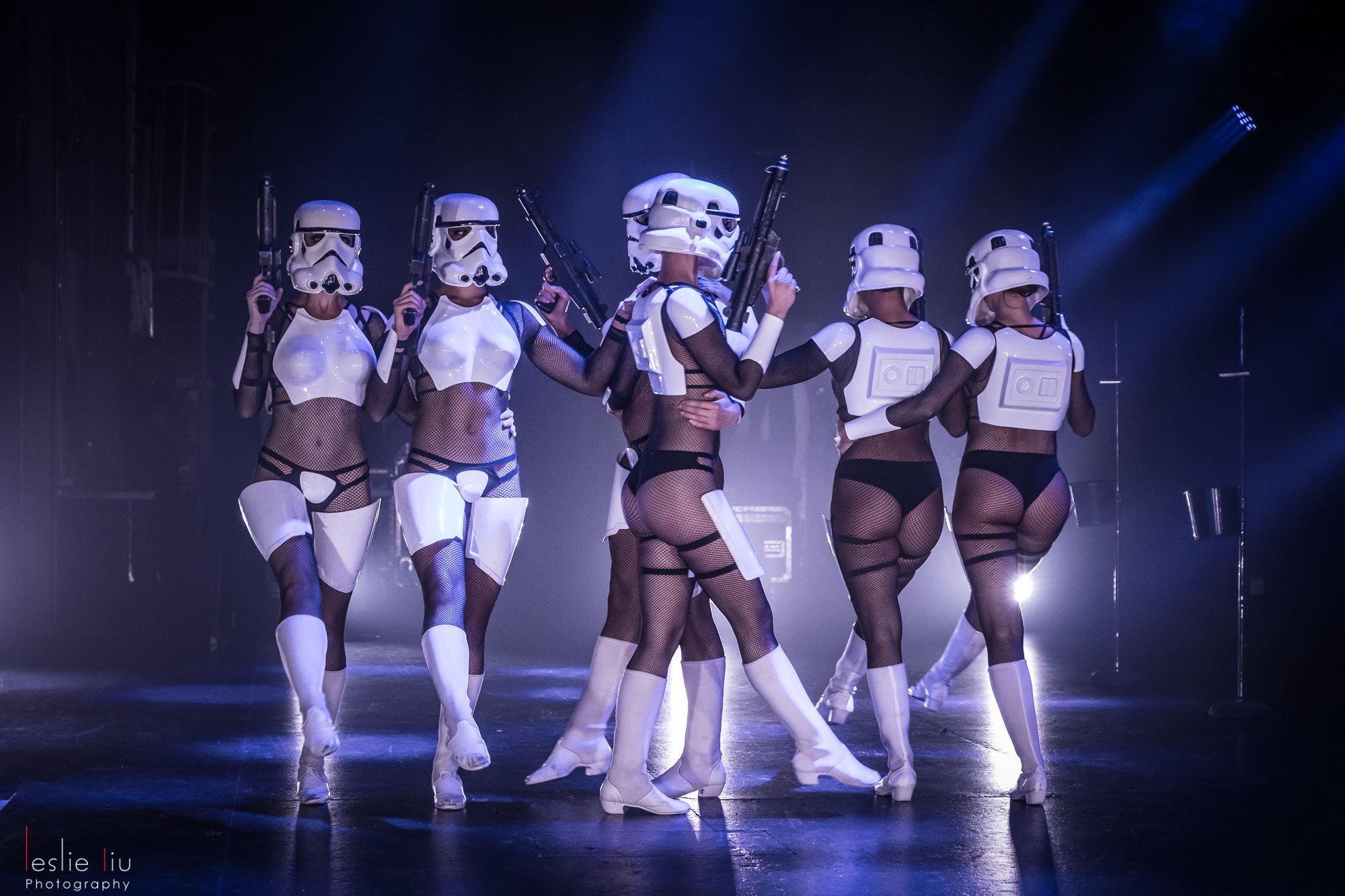 the empire strips back star wars burlesque show soon to tour the