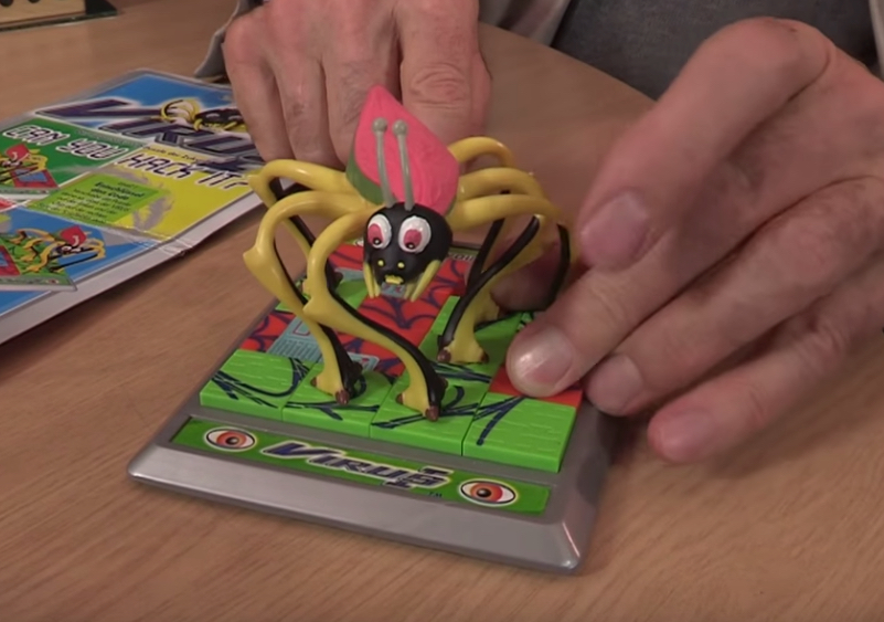 A puzzle expert shows off some of his favorites