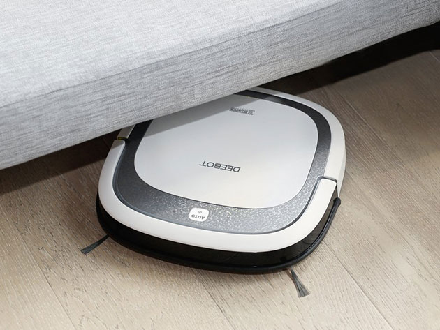 This Robot Vacuum Is A More Affordable Alternative To