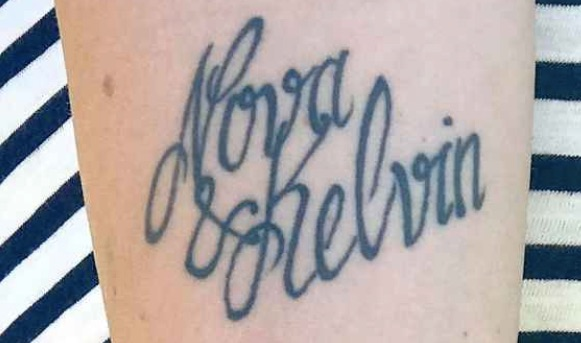 Mother Renames Her Son To Match Her Misspelled Tattoo Of His