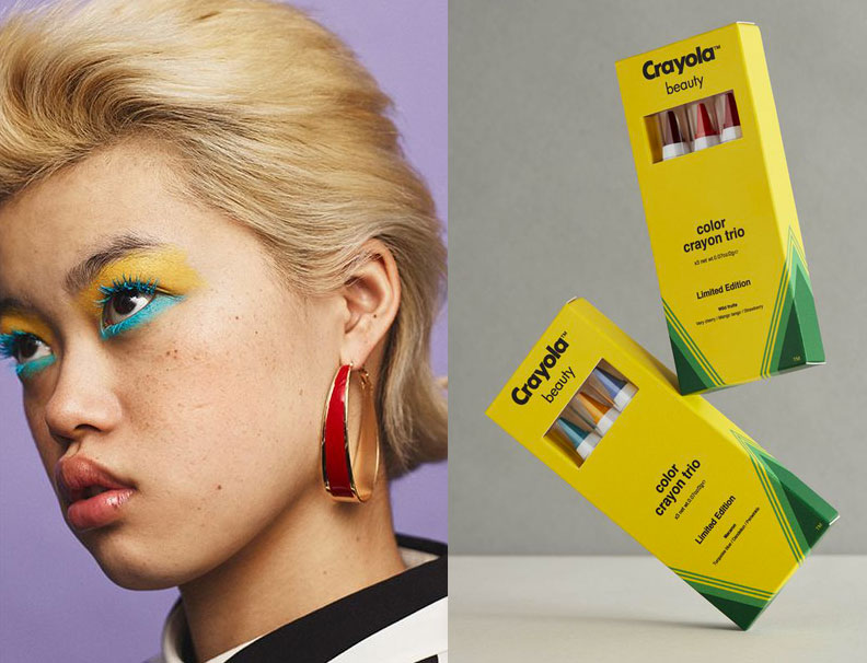 crayola now has a line of gender fluid makeup boing boing
