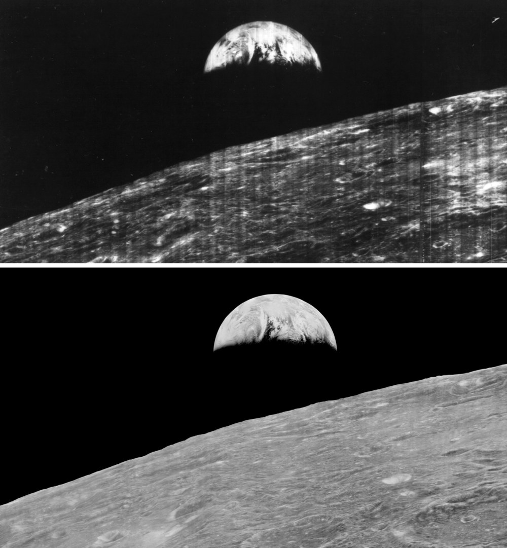 Hi rez images from NASA's 1967/8 Lunar Orbiters were withheld to hide US spying capabilities