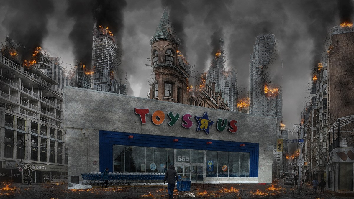 Private equity bosses took $200m out of Toys R Us and