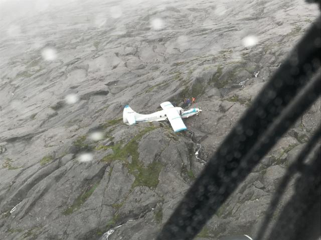 Alaska plane crash: All 11 on board rescued by U.S. Coast Guard