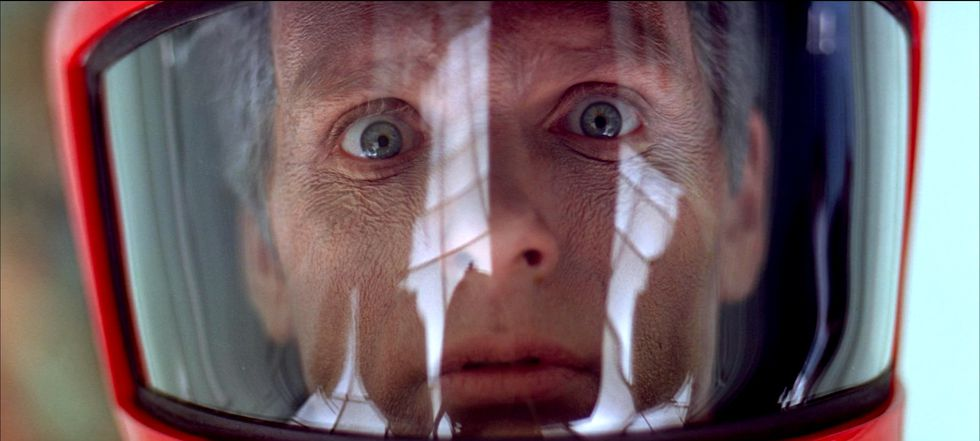 Kubrick explains the ending of 2001: A Space Odyssey in rare video clip