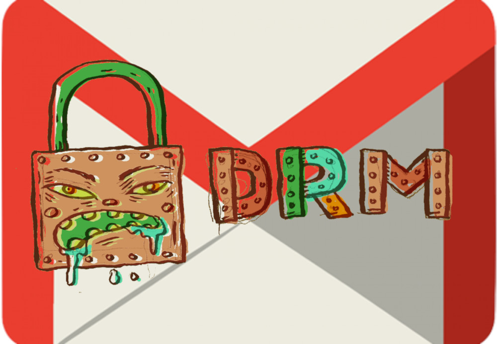 "Gmail rolls out DRM for email and office documents, calls it ""Confidential Mode"""
