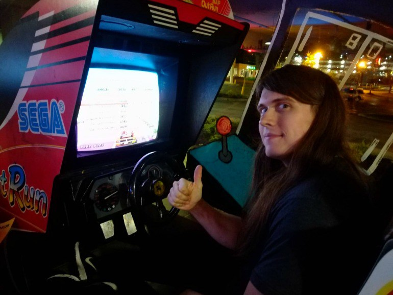 1986's OutRun a maintenance hassle for arcade operators in