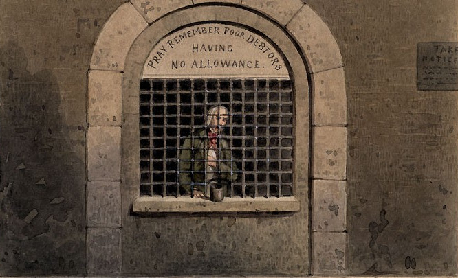 "The American Conservative: ""The Dickensian Return of Debtors Prisons"""