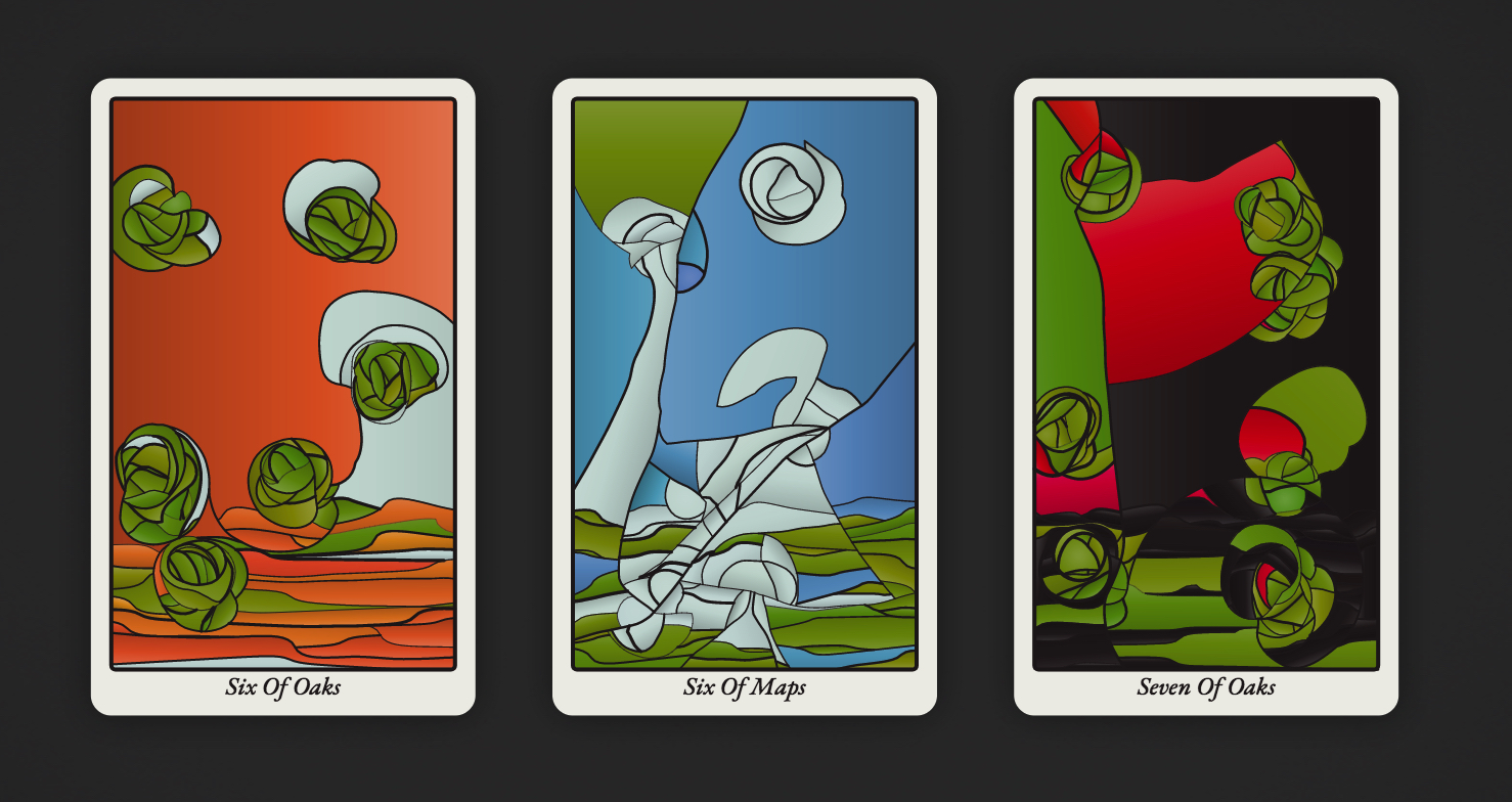 Procedurally generated Tarot cards / Boing Boing