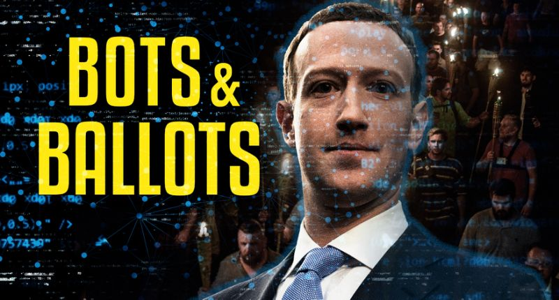 Talking surveillance, elections, monopolies, and Facebook on the Bots and Ballots podcast