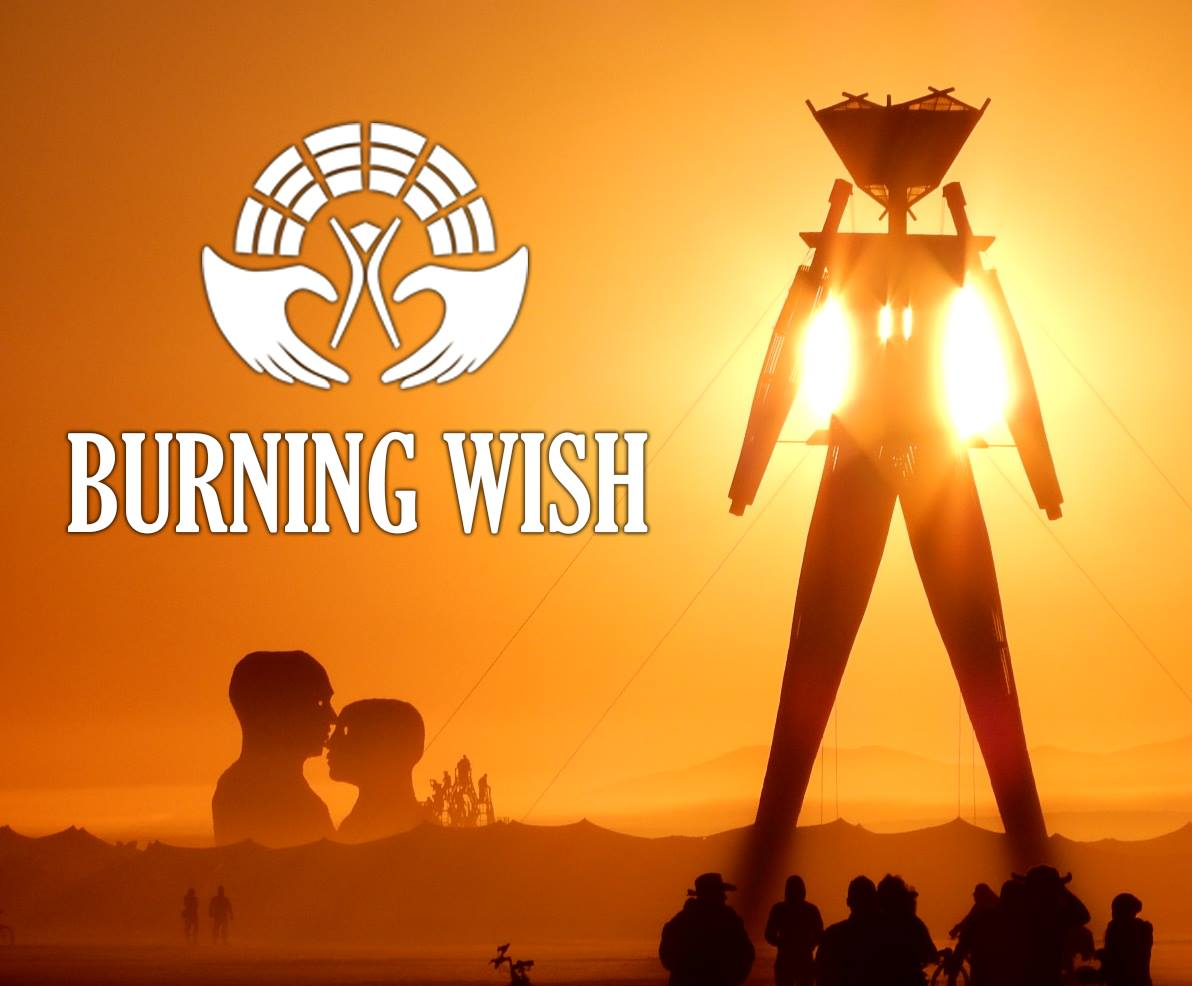 Burning Man ticket program gives cancer patients or survivors a chance to go to the desert