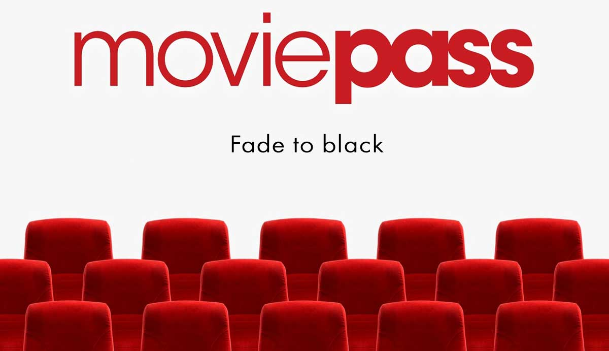 Share price for MoviePass drops $132, now trades at 5