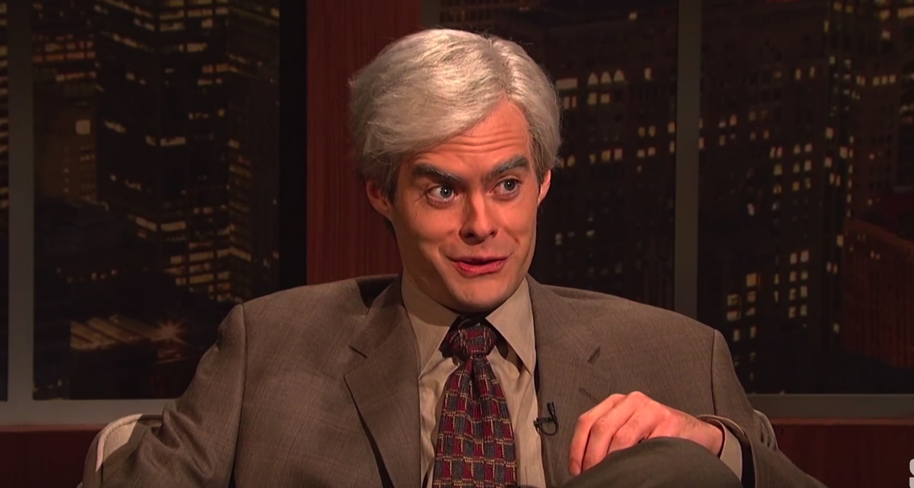Bill hader keith morrison impression