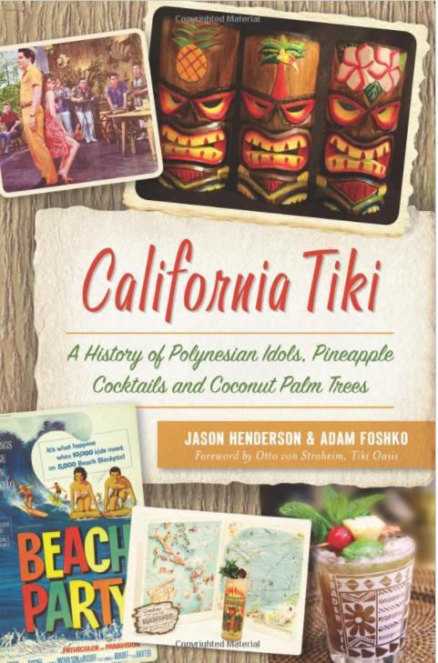 History of the California tiki scene covered in new book