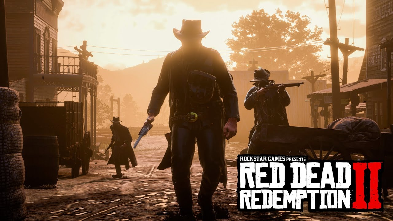 This new Red Dead Redemption 2 gameplay video makes Ocotber feel so far away