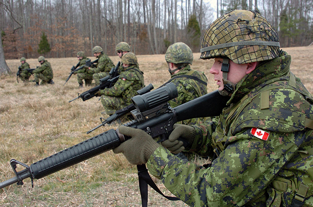 canadian soldiers have been given their marijuana marching orders