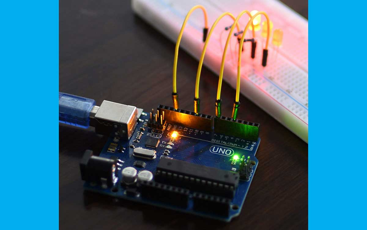 Piece arduino clone kit for boing howldb